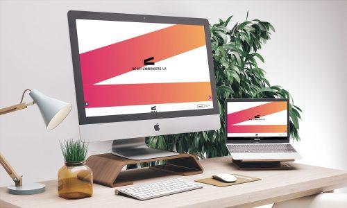 NewFilmmakers Los Angeles Website Snapshot