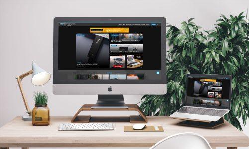 ProVideo Coalition Website Snapshot